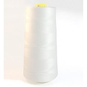 fil à coudre coton prêt à teindre
